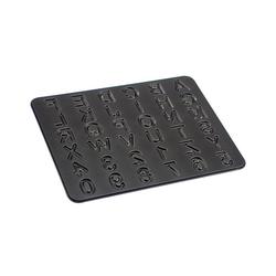 Zenker Backform Zenker - Special Creative Buchstaben Zahlen Backblech Backform 7422