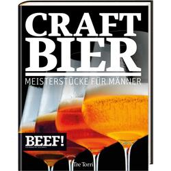 BEEF! Craft Bier als Buch von Jan Spielhagen