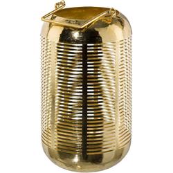 Laterne SLIVER, aus Metall Ø 15 cm x 20 cm