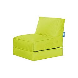 Sitzsack Twist Scuba 2tlg. grün