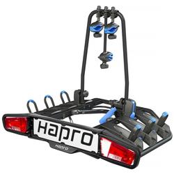 Hapro Atlas 3 Premium Blue Fahrradträger 3er neues Modell 32103