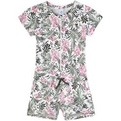 Sanetta Schlafanzug Schlafjumpsuit für Mädchen 176