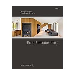 Edle Einbaumöbel. Johannes Kottjé  - Buch