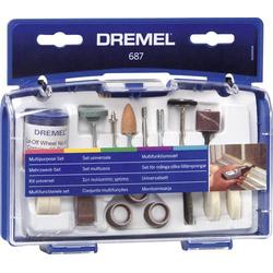 Dremel 26150687JA Mehrzweck-Set Dremel 687