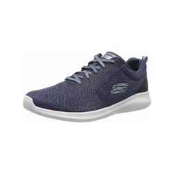 Sneakers Skechers blau