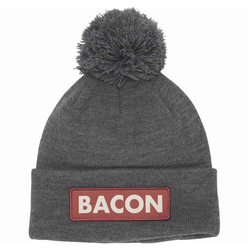 Beanie COAL - The Vice Charcoal (Bacon) (CHR)