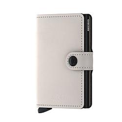Secrid Miniwallet Geldbörse RFID Matte Chalk