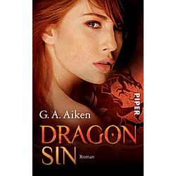 Dragon Sin / Dragon Bd.5. G. A. Aiken  - Buch