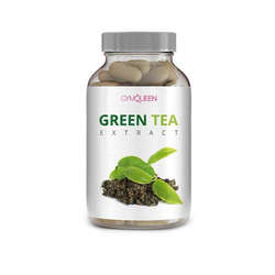 Gymqueen Green Tea - 60 Kapsel -
