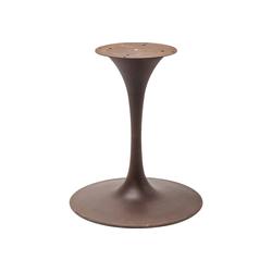 KARE Esstisch Tischgestell Invitation Rusty 60cm