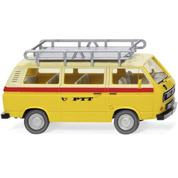 Wiking 029201 H0 Volkswagen (VW) T3 Bus  PTT