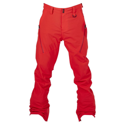 Hosen BONFIRE - Surface Stretch Pant Red (RED)