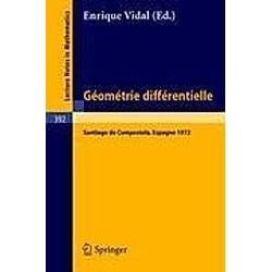 Geometrie Differentielle - Buch
