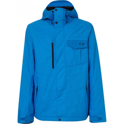 OAKLEY DIVISION 3.0 Jacke 2021 nuclear blue - S