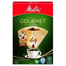 Melitta GOURMET 1x4 Kaffeefilter