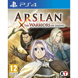 Arslan The Warriors of Legend - PS4