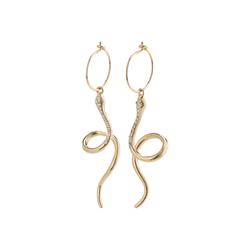 Pilgrim Damen Ohrringe gold, Größe One Size, 4878679