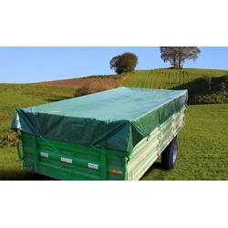 PolyTarp® 650 PVC-Abdeckplane, 3 x 6 m grün