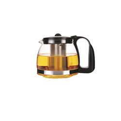 Michelino Teekanne Teekanne Glas, 0.7 l, Teekanne 0.7 l - 15 cm x 10.5 cm