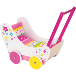 goki Puppenwagen Susibelle