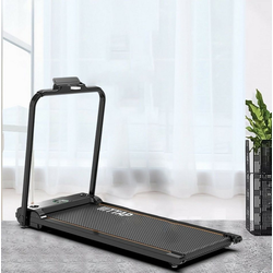 Technofit Laufband Laufband Fitnessgerät WalkingPad Heimtrainer Geh-/ Lauftraining bis 8km/h