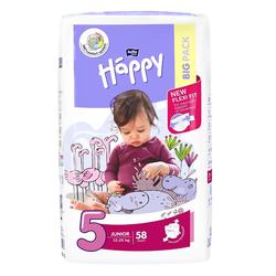 Bella Happy Babywindel Junior 12-25 Kg Gr.5 Bp