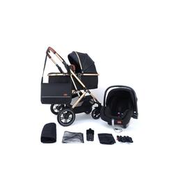 Pixini Kombi-Kinderwagen Pixini Lania Kinderwagen 3in1 Set