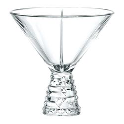Nachtmann Gläser-Set Punk Cocktailschale 2er Set 230 ml, Kristallglas