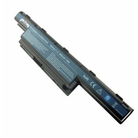 MTXtec Akku, LiIon, 10.8V, 6600mAh, für Acer Aspire V3-772G