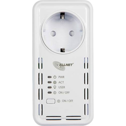 Allnet ALL3073V2WLAN ALL3073V2WLAN Wi-Fi Steckdose Innenbereich