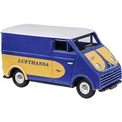 Busch 40934 H0 DKW 3=6 Kastenwagen Lufthansa