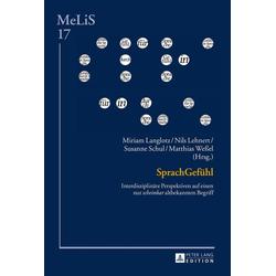 SprachGefuehl: eBook von