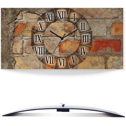 Wanduhr »Antike Uhr«, Wanduhren, 68370037-0 braun braun