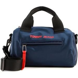 TOMMY HILFIGER TJW Nylon Twist Barrel Bag S Corporate