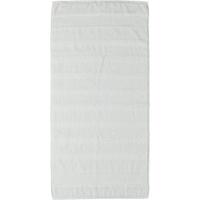 CAWÖ Handtuch Noblesse² weiß Baumwolle weiß CAWÖ 1002-600 weiß (BL 50x100 cm) Cawö Frottier