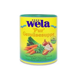 Gemüsesuppe 'Pur' - wela 1/1 Dose