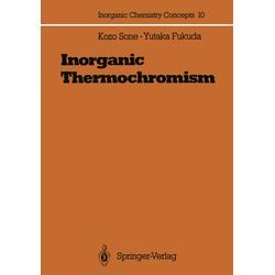 Inorganic Thermochromism als Buch von Yutaka Fukuda/ Kozo Sone