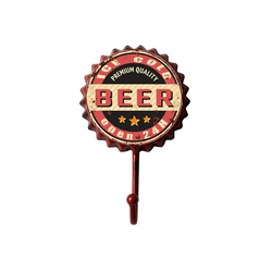 HTI-Line Garderobenhaken Garderobenhaken Bier