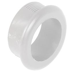Häfele Grifflochrosette Kunststoff weiß Ø 30 mm
