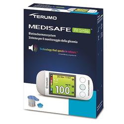 Terumo MEDISAFE FIT Smile Set mmol / l Blutzuckermessgerät