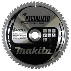 Makita B-67309 Specialized Sägeblatt 305x30x60Z Kapp- und Gehrungssägeblatt