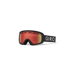 Kinder Skibrille Giro Rev schwarz, Gr. One_Size - Kinder Skibrille