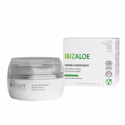 IBIZALOE hidratante activa SPF 15 50 ml