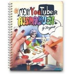 Mein YouTuber Ausmalbuch als Buch von
