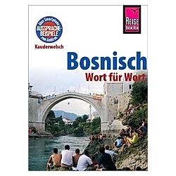 Bosnisch - Wort für Wort. Amal Mruwat  - Buch