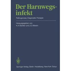 Der Harnwegsinfekt als Buch von