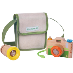 EverEarth Spielzeug-Kamera bunt Kinder Elektronikspielzeug Rollenspielzeug