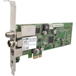 Hauppauge HVR-5525HD DVB-C (Kabel), DVB-S (Sat), DVB-T (Antenne), DVB-T2 (Antenne), Twin-Tuner, anal