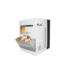 Hellma Kaffeeweisser Sticks Creamer 500 Stück einzeln verpackt 1250g