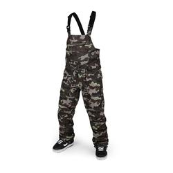 Latzhose VOLCOM - Roan Bib Overall Army (ARM) Größe: S